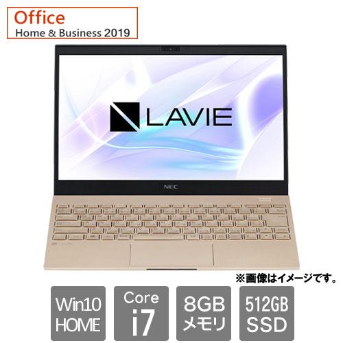 NEC PC-PM750BAG [LAVIE Pro Mobile - PM750/BAG (i7 8GB SSD512GB Win10Home 13.3FHD HB2019 フレアゴールド)]