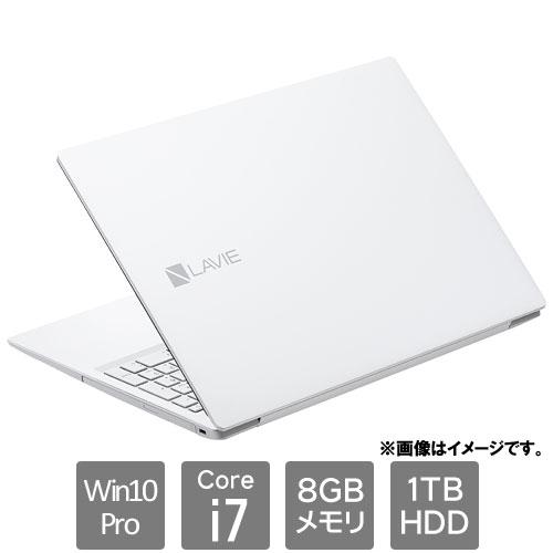 NEC PC-GN186RGGLBFHG2THA [LAVIE Direct NS (Core i7 8GB HDD1TB Win10Pro64 15.6 BD)]