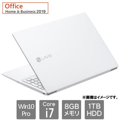 NEC PC-GN186RGJDBFHG2THA [LAVIE Direct NS (Core i7 8GB HDD1TB Win10Pro64 15.6 BD H&B2019)]