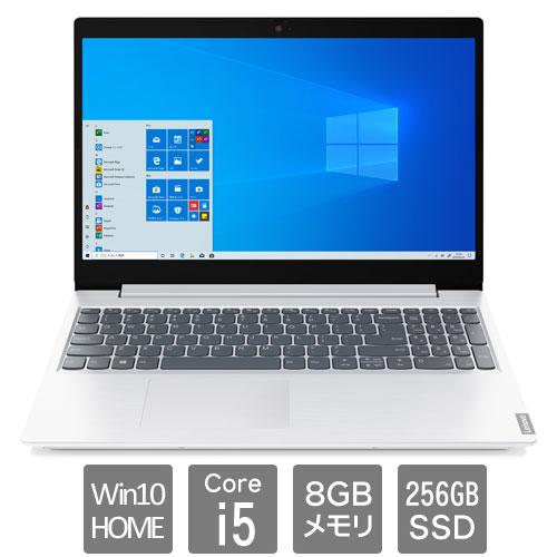 レノボ・ジャパン 82HL001NJP [Lenovo IdeaPad L360i(Core i5-1135G7 8GB SSD256GB Win10Home 15.6FHD ブリザードホワイト)]
