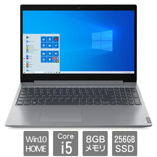 82HL001WJP [Lenovo IdeaPad L360i(Core i5-1135G7 8GB SSD256GB Win10Home 15.6FHD プラチナグレー)]