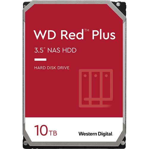ウエスタンデジタル WD101EFBX [WD Red Plus(10TB 3.5インチ SATA 6G 7200rpm 256MB CMR)]
