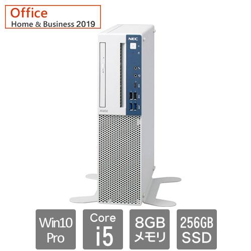 NEC Mate PC-MKM30BZ7V8K6NKSSZ [MB(Core i5 8GB SSD256GB Win10Pro64 H&B2019 マルチ 1Y)]