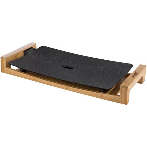 PRINCESS テーブルグリルストーン ブラック