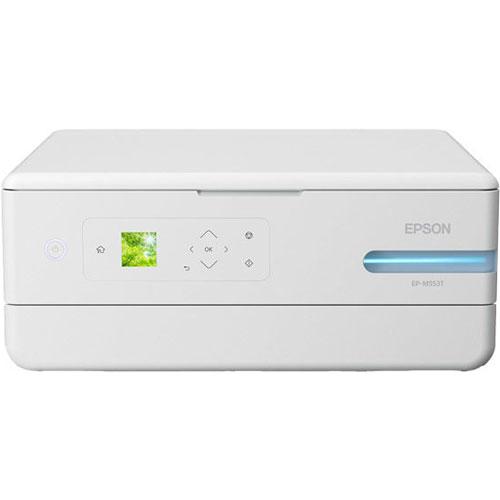 エプソン EP-M553T [A4カラーIJ複合機/エコタンク搭載/Wi-Fi/1.44型]