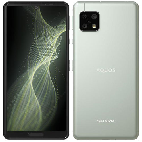 SH-M17X5-S [AQUOS sense5G(Snapdragon690 ROM64GB RAM4GB 5.8IGZO 5G And11 シルバー)]