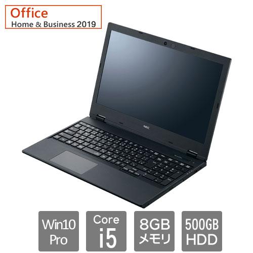 VersaPro PC-VRT16FB7S3R9 [VF (Core i5 8GB HDD500GB Win10Pro64 15.6HD マルチ H&B2019)]