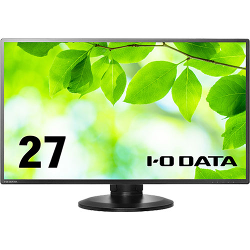アイオーデータ LCD-MF273EDB-F LCD-MF273EDB-F-A [「5年保証」フリースタイルスタンド 27型ワイド液晶]