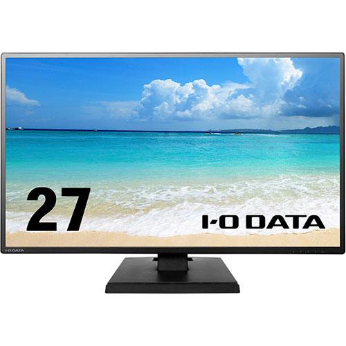 アイオーデータ LCD-AH271XDB LCD-AH271XDB-A [「5年保証」超解像27型ワイド液晶ディスプレイ]