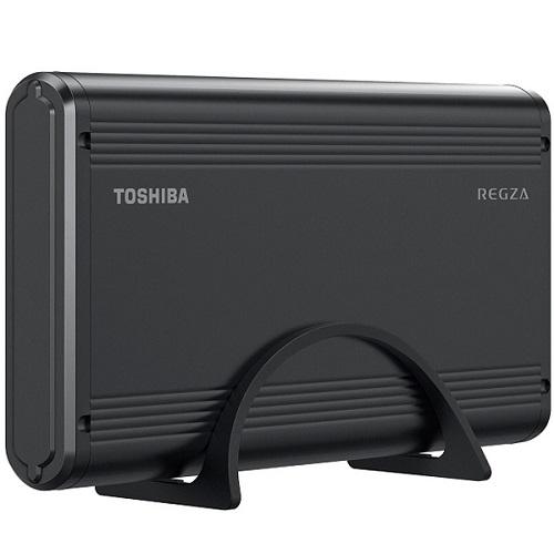 東芝 REGZA 周辺機器 THD-400V3 [純正USBハードディスク 4TB]