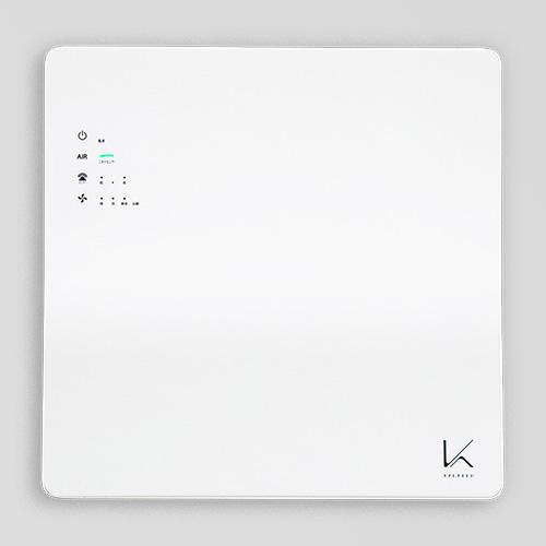カルテック KL-W01 [光触媒 除菌・脱臭機 ターンド・ケイ 壁掛けタイプ]
