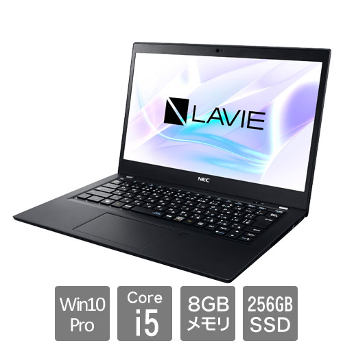 NEC PC-GN164H8LYACND2YHA [LAVIE Direct PM(X) (Core i5 8GB SSD256GB 13.3 Win10Pro64)]