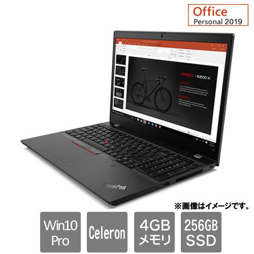 レノボ・ジャパン 20U3S02V00 [ThinkPad L15 (Cel/4/256/W10P/OF19/15.6)]