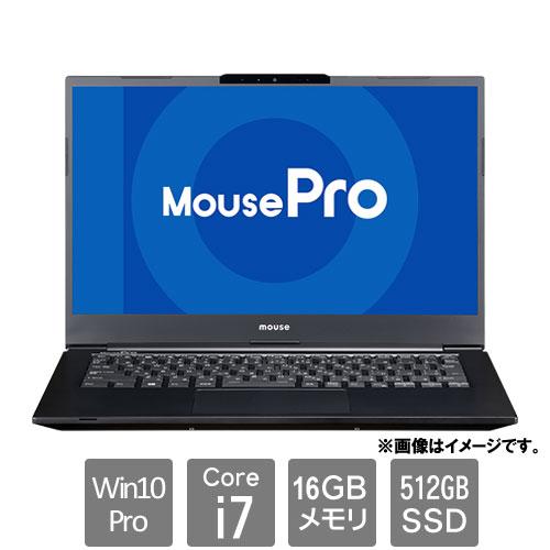 マウスコンピューター 2103MPro-NB420Z16G-BPQD [14型 軽量薄型モバイルノートPC MousePro-NB420Z(i7 16GB SSD512GB 14FHD W10P)]