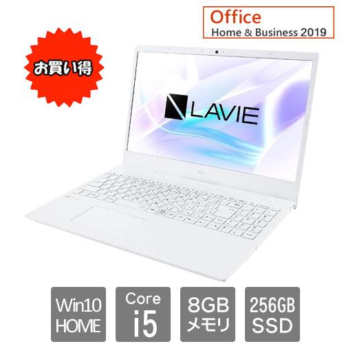 ★限定特価★PC-SN164RLDH-D [LAVIE Smart N15 (Core i5 8GB SSD256GB 15.6FHD Win10Home64 H&B2019)]