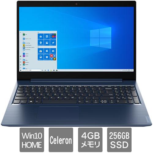 レノボ・ジャパン 81Y300T6JP [IdeaPad L350(Celeron 4GB SSD256GB DVDSM 15.6HD W10H アビスブルー)]