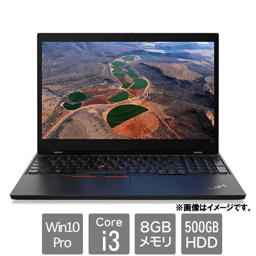 レノボ・ジャパン 20U3004LJP [ThinkPad L15 (Core i3 8GB HDD500GB 15.6HD Win10Pro64)]