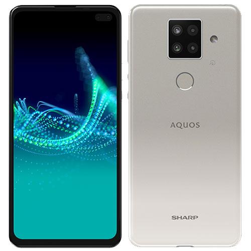 シャープ SH-M16X7-W  [AQUOS sense4 plus(Snapdragon720G 8GB 128GB 6.7 Android10 ホワイト]