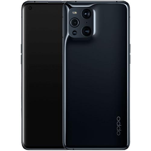 OPPO CPH2173 BK [OPPO Find X3 Pro(Snapdragon888 12GB+256GB 6.7 5G SIMフリー グロスブラック)]