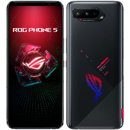 ZS673KS-BK256R16 [ASUS ROG Phone 5 (Snapdragon888_5G Android11 6.78 16GB 256GB ファントムブラック)]