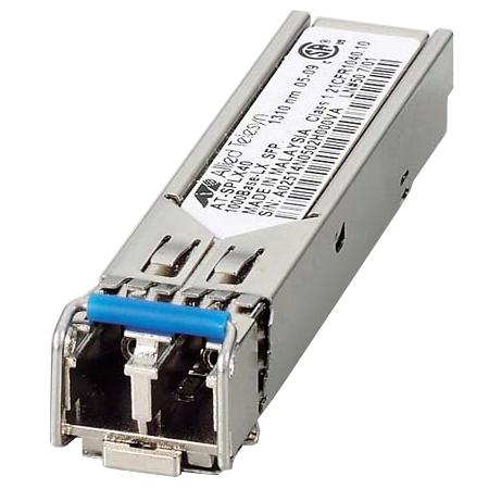 アライドテレシス XFP/SFP+/QSFP+/SFPモジュール 0124RZ7 [AT-SPLX40-Z7 SFP(mini-GBIC)モジュール]