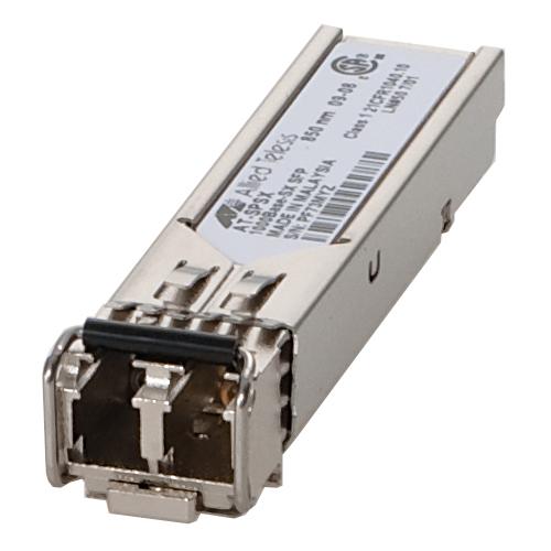 アライドテレシス XFP/SFP+/QSFP+/SFPモジュール 0122RZ7 [AT-SPSX-Z7 SFP(mini-GBIC)モジュール]