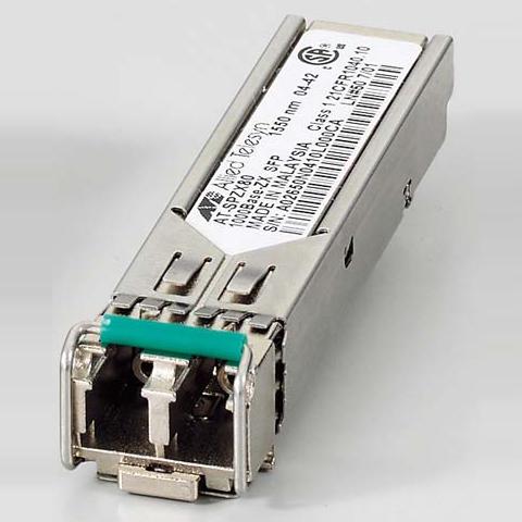 アライドテレシス XFP/SFP+/QSFP+/SFPモジュール 0125RT5 [AT-SPZX80-T5 AC SFPモジュール]