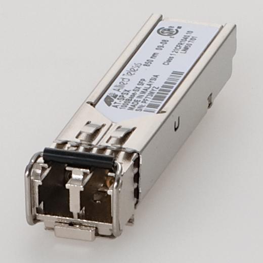 アライドテレシス XFP/SFP+/QSFP+/SFPモジュール 0122RN7 [AT-SPSX-N7 AC SFP(mini-GBIC)モジュール]