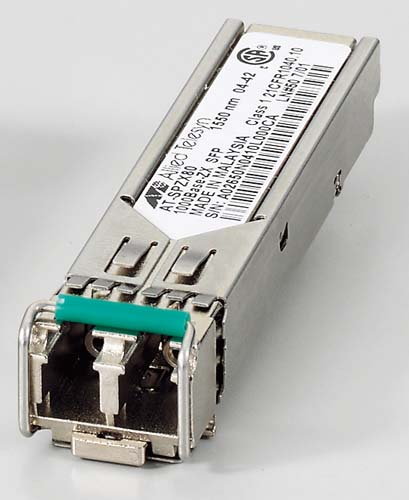 アライドテレシス XFP/SFP+/QSFP+/SFPモジュール 0125RN7 [AT-SPZX80-N7 AC SFPモジュール]
