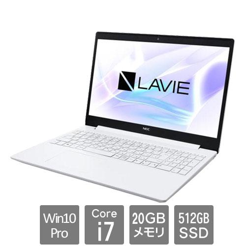 NEC PC-GN186RGLDB3HGYYHA [LAVIE Direct NS (Core i7 20GB SSD512GB 15.6 Win10Pro64 SM)]