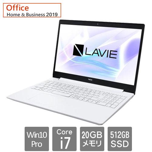 NEC PC-GN186RGNDB3HGYYHA [LAVIE Direct NS (Core i7 20GB SSD512GB 15.6 Win10Pro64 SM H&B2019)]