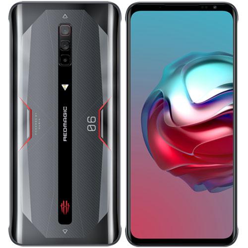 NX669J[RedMagic 6(12GB 128GB 6.8FHD+ Snapdragon 888 5G エクリプスブラック)]