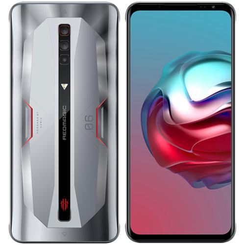 NX669JP [RedMagic 6Pro(16GB 256GB 6.8FHD+ Snapdragon 888 5G シルバー)]