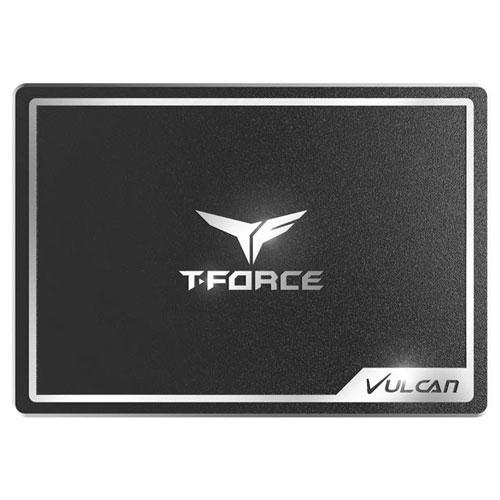 Team T253TV500G3C301 [500GB VULCAN SSD 2.5インチ 7mm SATA III 3D NAND 400TBW 3年保証]