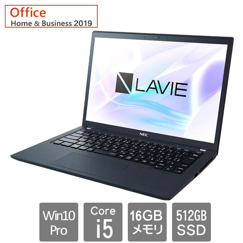 NEC PC-GN244H7NYABRD6YHA [LAVIE Direct PM(X) (Core i5 16GB SSD512GB 13.3WUXGA Win10Pro64 H&B2019)]