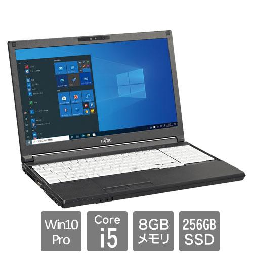 富士通 バリュー LIFEBOOK FMVA8602TP [LIFEBOOK A5511/GX (Core i5 8GB SSD256GB 15.6FHD Win10Pro64 SM)]