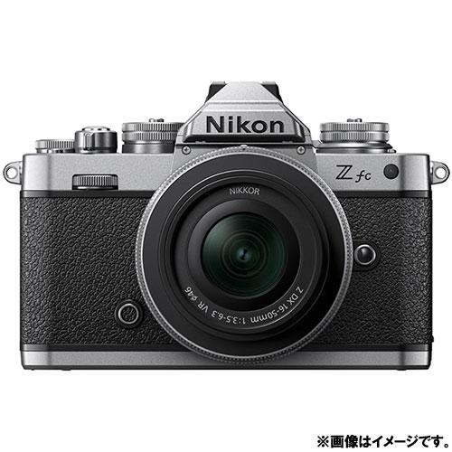 ZfcLK16-50SL [ミラーレス一眼カメラ Z fc 16-50 VR SLレンズキット]