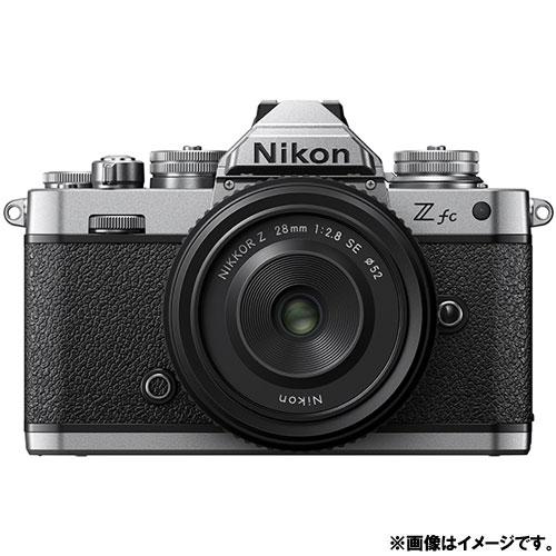 ZfcLK28SE [ミラーレス一眼カメラ Z fc 28mm f/2.8 Special Edition キット]