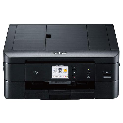 ブラザー DCP-J926N-B [A4インクジェット複合機  (Wi-Fi/自動両面印刷/スマホ・タブレット接続/ADF/レーベル印刷)]