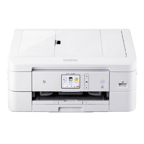 ブラザー DCP-J926N-W [A4インクジェット複合機  (Wi-Fi/自動両面印刷/スマホ・タブレット接続/ADF/レーベル印刷)]