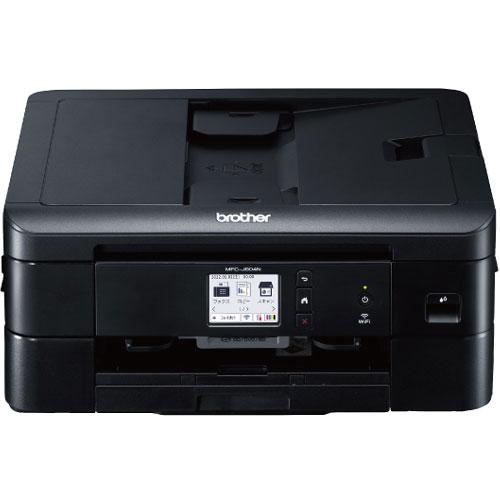 ブラザー MFC-J904N [A4インクジェット複合機  (FAX/Wi-Fi/自動両面印刷/スマホ・タブレット接続/ADF/レーベル印刷)]