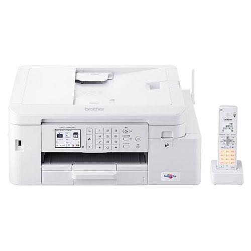 ブラザー MFC-J4940DN [大容量ファーストタンク Wi-Fi/FAX/電話機/自動両面印刷/ADF/在宅ワーク向け]