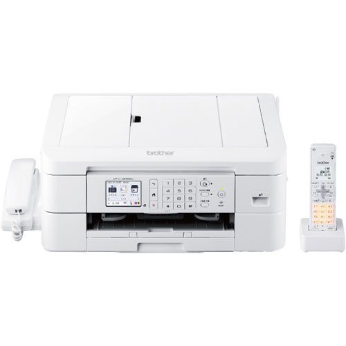 ブラザー MFC-J939DN [A4インクジェット複合機 (FAX/電話機/Wi-Fi/自動両面印刷/ADF/レーベル印刷)]