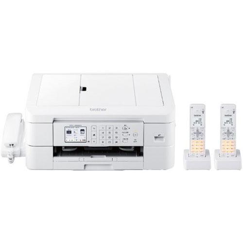 ブラザー MFC-J939DWN [A4インクジェット複合機 (FAX/電話機/子機2台/Wi-Fi/自動両面印刷/ADF/レーベル印刷)]
