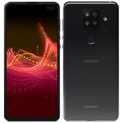 SH-M16X7-B [AQUOS sense4 plus(Snapdragon720G 8GB 128GB 6.7 Android10 SIMフリー ブラック)]