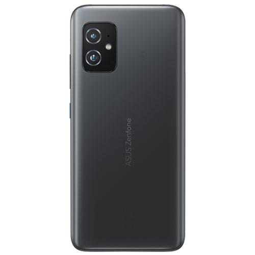 ASUS ZS590KS-BK128S8 [Zenfone8 Black (5.9 RAM8GB ROM128GB WiFi6E対応)]