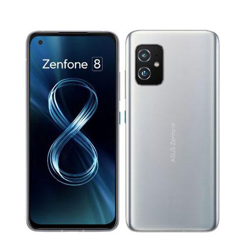 ASUS ZS590KS-SL128S8 [Zenfone8 Silver (5.9 RAM8GB ROM128GB WiFi6E対応)]