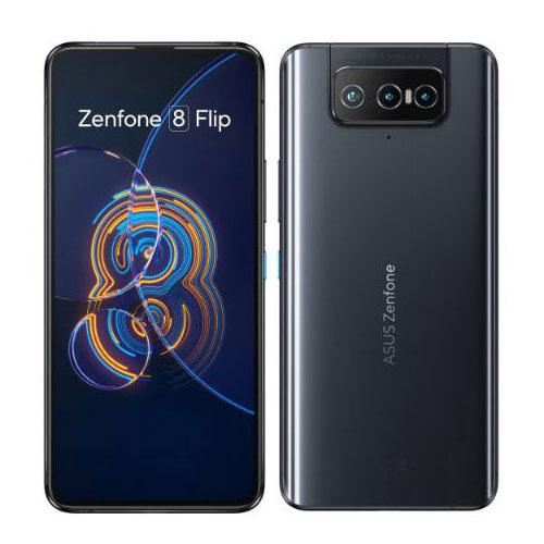 ASUS ZS672KS-BK128S8 [Zenfone8Flip Black (6.67 RAM8GB ROM128GB WiFi6E対応)]