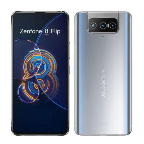 ASUS ZS672KS-SL256S8 [Zenfone8Flip Silver (6.67 RAM8GB ROM256GB WiFi6E対応)]