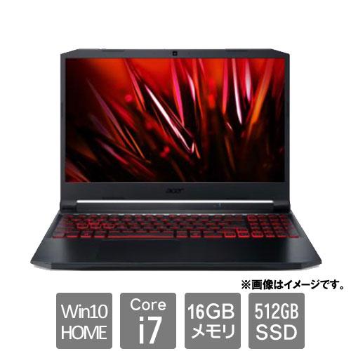 エイサー Nitro 5 [AN515-57-A76Y5 (Core i7 16GB SSD512GB 15.6FHD Win10Home64)]